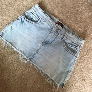 Denim Skirt - forever 21